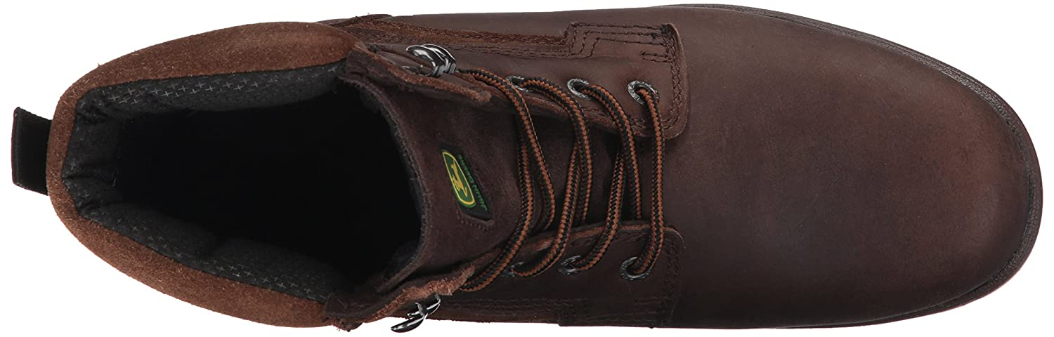 John Women's Deere Women's John JD3694 Ankle Boot B07146Z61Q 8.5 W US|Brown 2da752