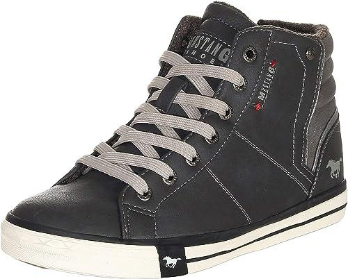 Mustang Damen Hohe Sneakers
