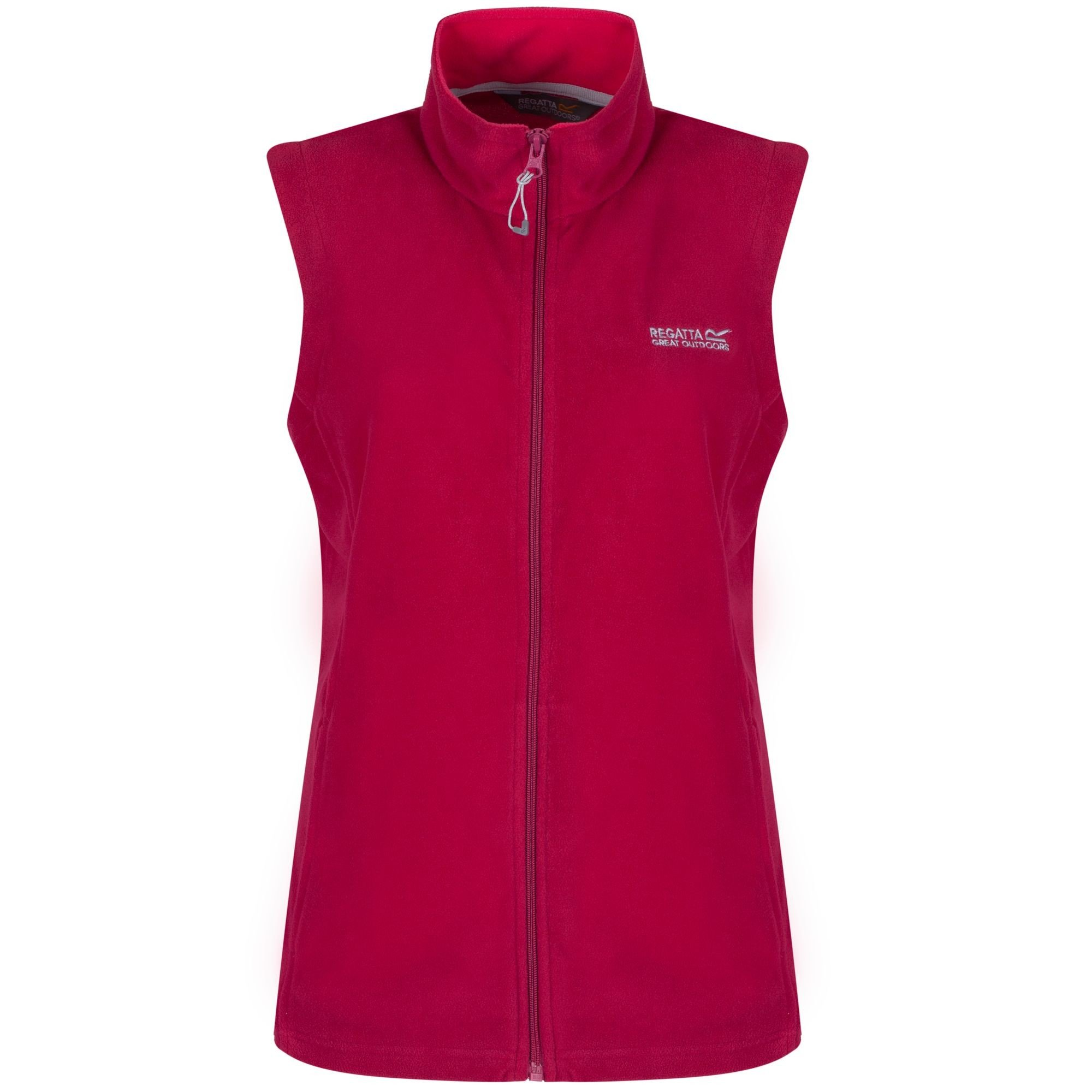 Regatta Great Outdoors Womens/Ladies Outdoor Classics Sweetness II Bodywarmer (18 US) (Dark Cerise/Duchess)