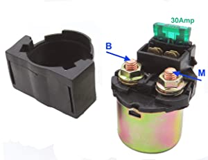 Starter Relay Solenoid Switch For KAWASAKI Ninja 250R EX250F EX 250 F 1986-2010 /B