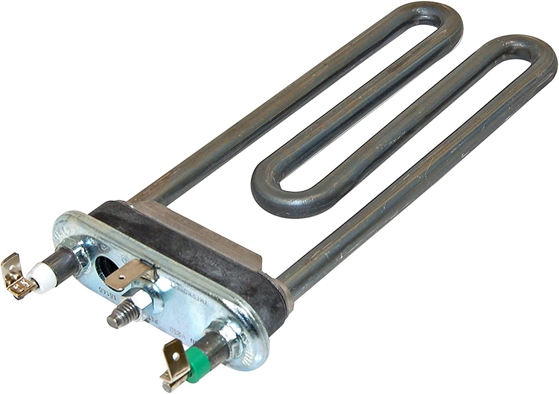 Résistance Machine à Laver 1700w Ariston 094715 230 V avec Thermofuse et Trou