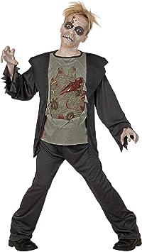 WIDMANN - Disfraz de zombi para niños: Amazon.es: Juguetes y ...