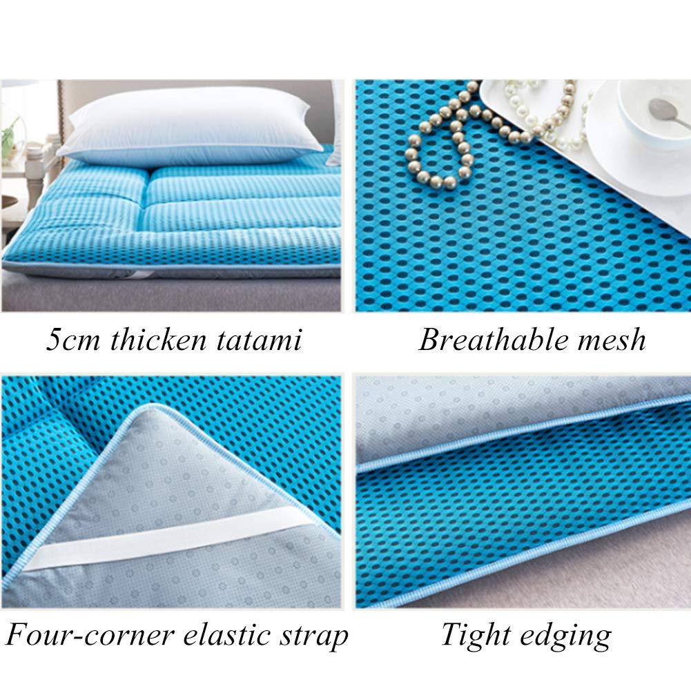 Amazon.com: Colchón de futón transpirable, suave colchón de ...