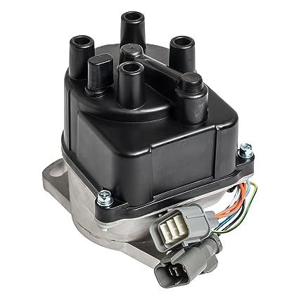 Amazoncom Ignition Distributor For 92 95 Honda Acura Integra B16a