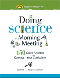 99 activities and greetings grades k 8 great for morning meeting doing science in morning meeting 150 quick activities that connect to your curriculum m4hsunfo