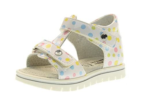 NERO GIARDINI scarpe bambina sandali P722282F 707 (19 22) taglia 22 Bianco a477f8246cd