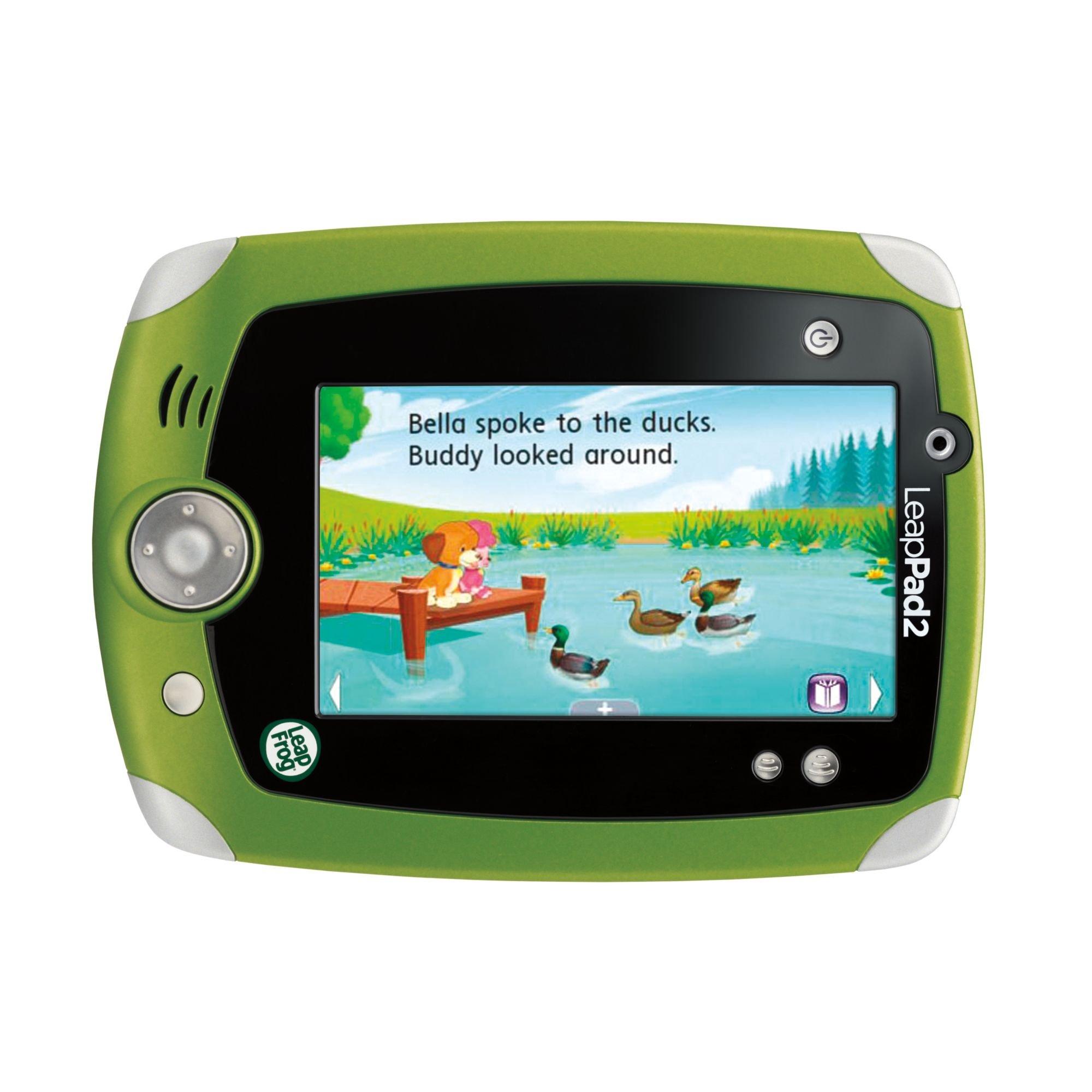 LeapFrog LeapPad2 Explorer Kids' Learning Tablet, Green by LeapFrog (Image #7)