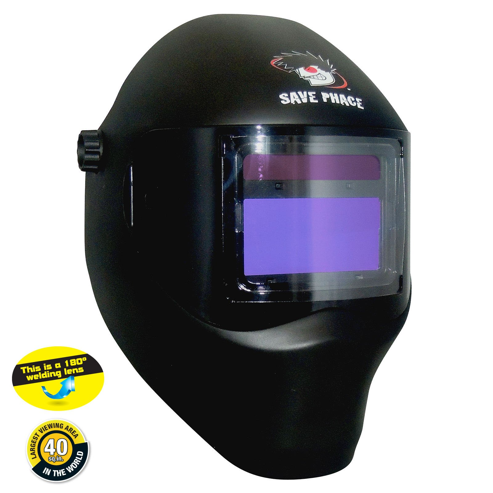 Save Phace 3011681 MO3 40-Vizl4 Series Welding Helmet