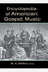 Encyclopedia of American Gospel Music Hardcover