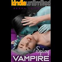 Spicy Vampire: Adult Bedtime Stories Erotica for Women