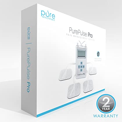 Pure Enrichment PurePulse Pro TENS Unit Muscle Stimulator