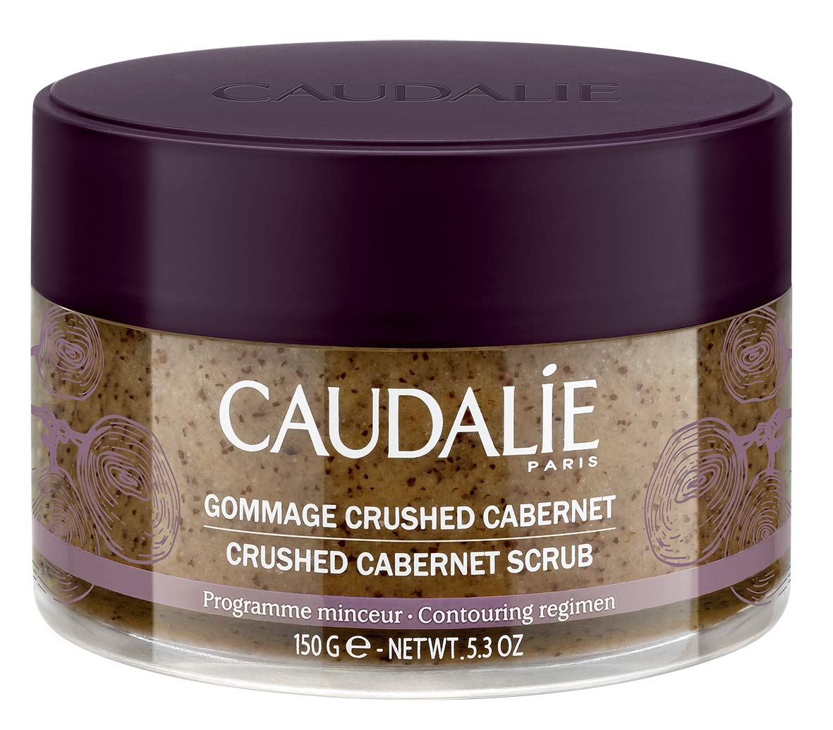 CAUDALIE GOMMAGE CRUSHED CABERNET 150G 160091353031