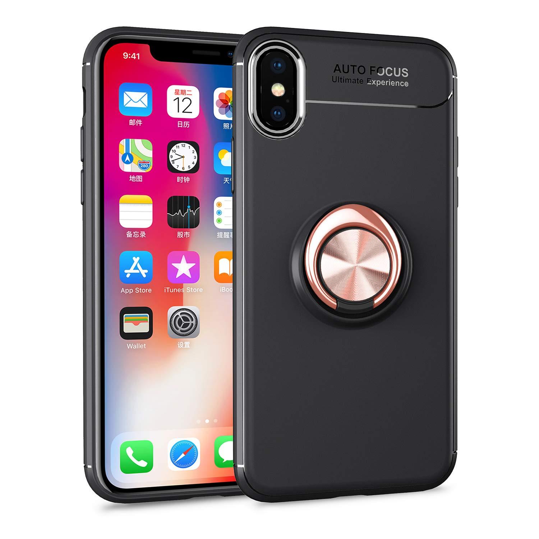 coque iphone xs max maintien doigt