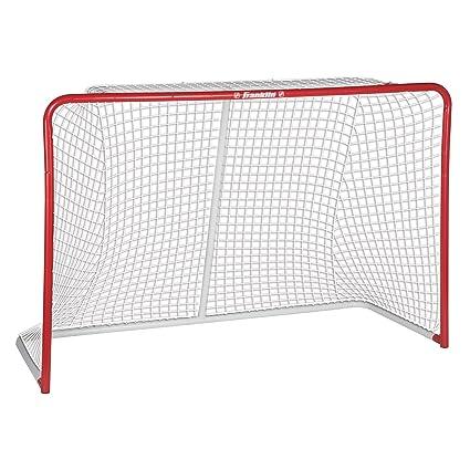 02077d683a8 Amazon.com   Franklin Sports Hockey Goal - NHL - Steel - 72 Inch ...