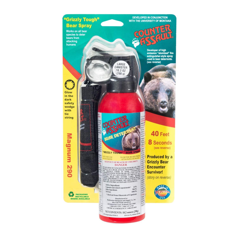 Counter Assault Bear Spray by Counter Assault