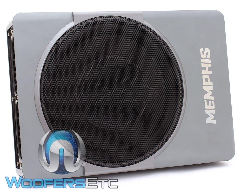 Memphis Audio Sa110sp 10 Nanoboxx Bass System Cell 300 Watt Subwoofer Power Amplifier Phones Accessories