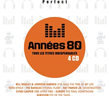 Various Artists Perfect Annees 80 Amazon Com Music