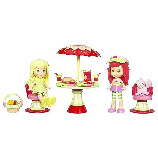 Amazon.com: Strawberry Shortcake aromática 3 inch Doll ...