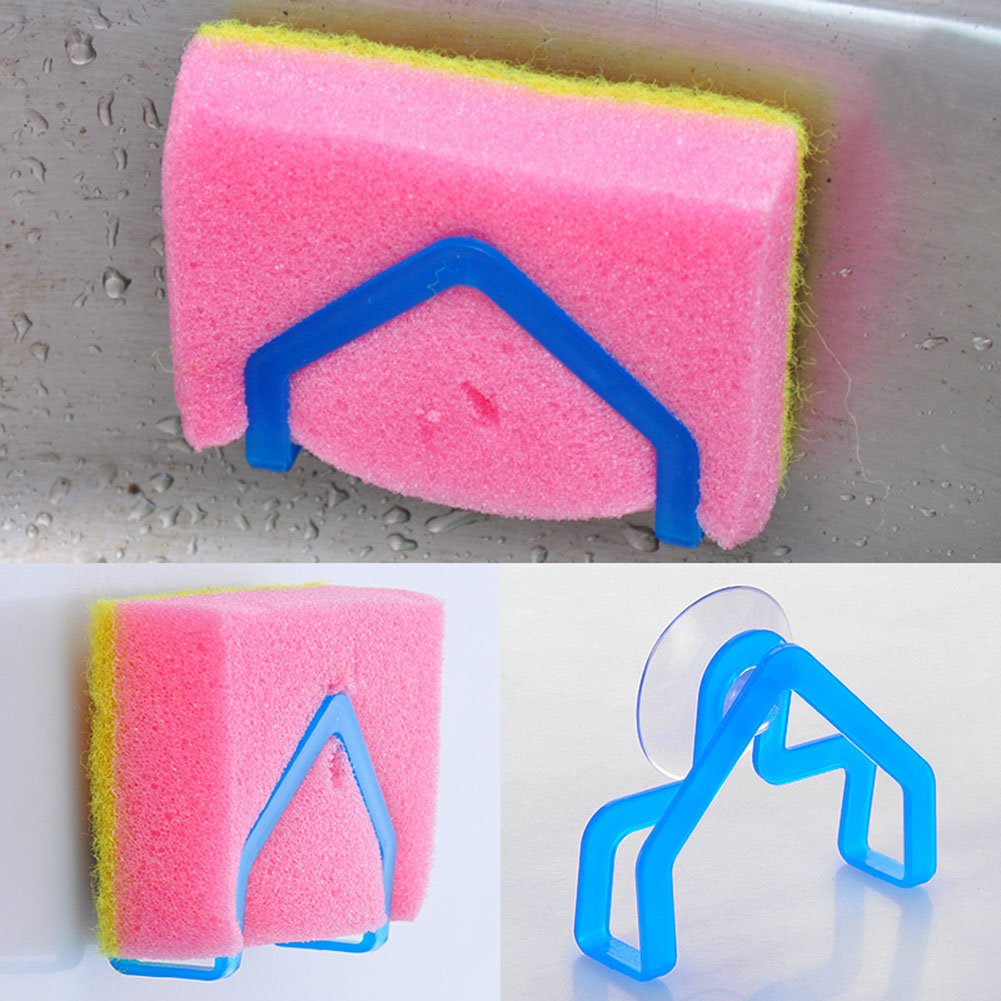 TM amazing-trading Sponge Holder Suction Cup Sink Holder Kitchen Tools Gadget