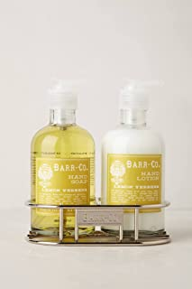 product image for Barr Co Hand & Body Duo with Caddy (Lemon Verbena)