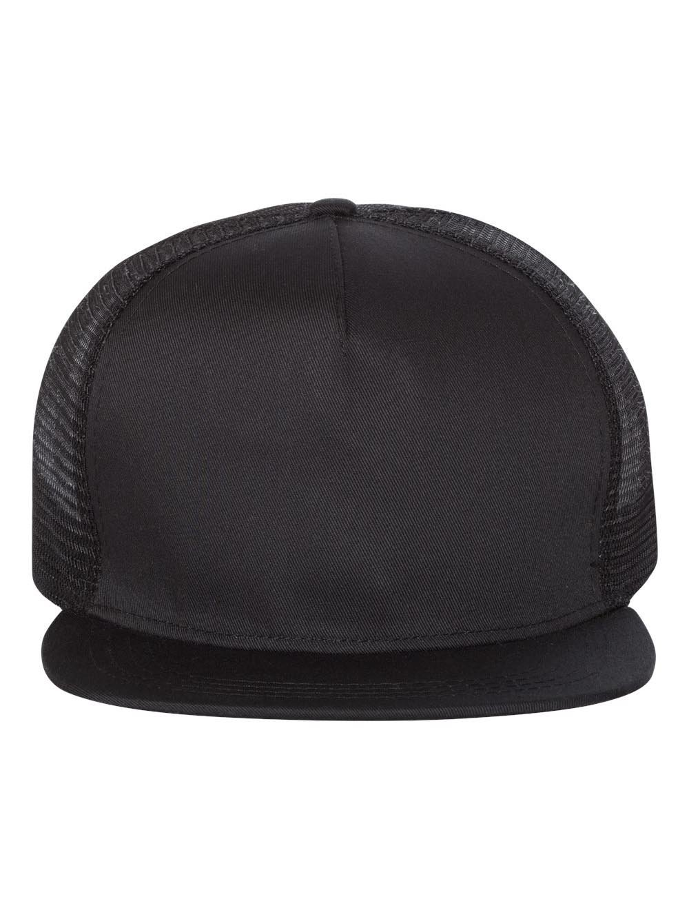 Mega Cap HAT メンズ B0727KNHR8 L|ブラック ブラック L