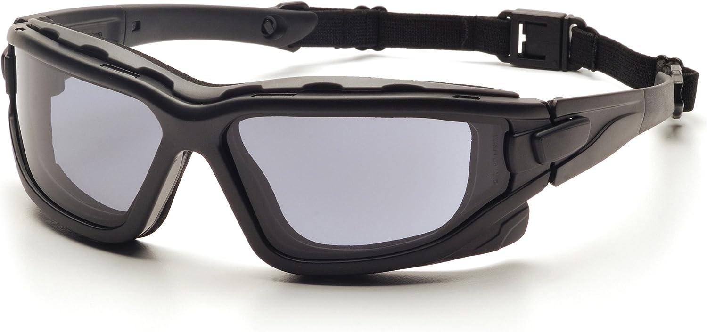 /Gafas protectoras Pyramex I de Force Delgado deportivo Dual de ventana Anti-Fog/ /Objetivo/