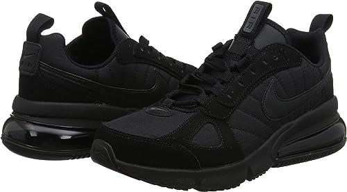 Nike Air Max 270 Futura Men's running shoes AO1569 005 Multiple sizes (10,Medium (D, M)), BlackAnthracite black black