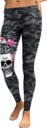 Acheter legging tete de mort online 8