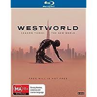 Westworld: Season 3 (Blu-ray)