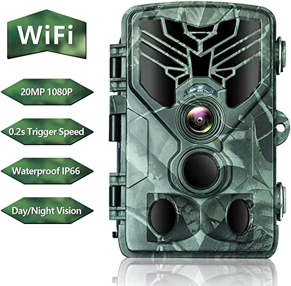 RINKMO WiFi Trail Camera