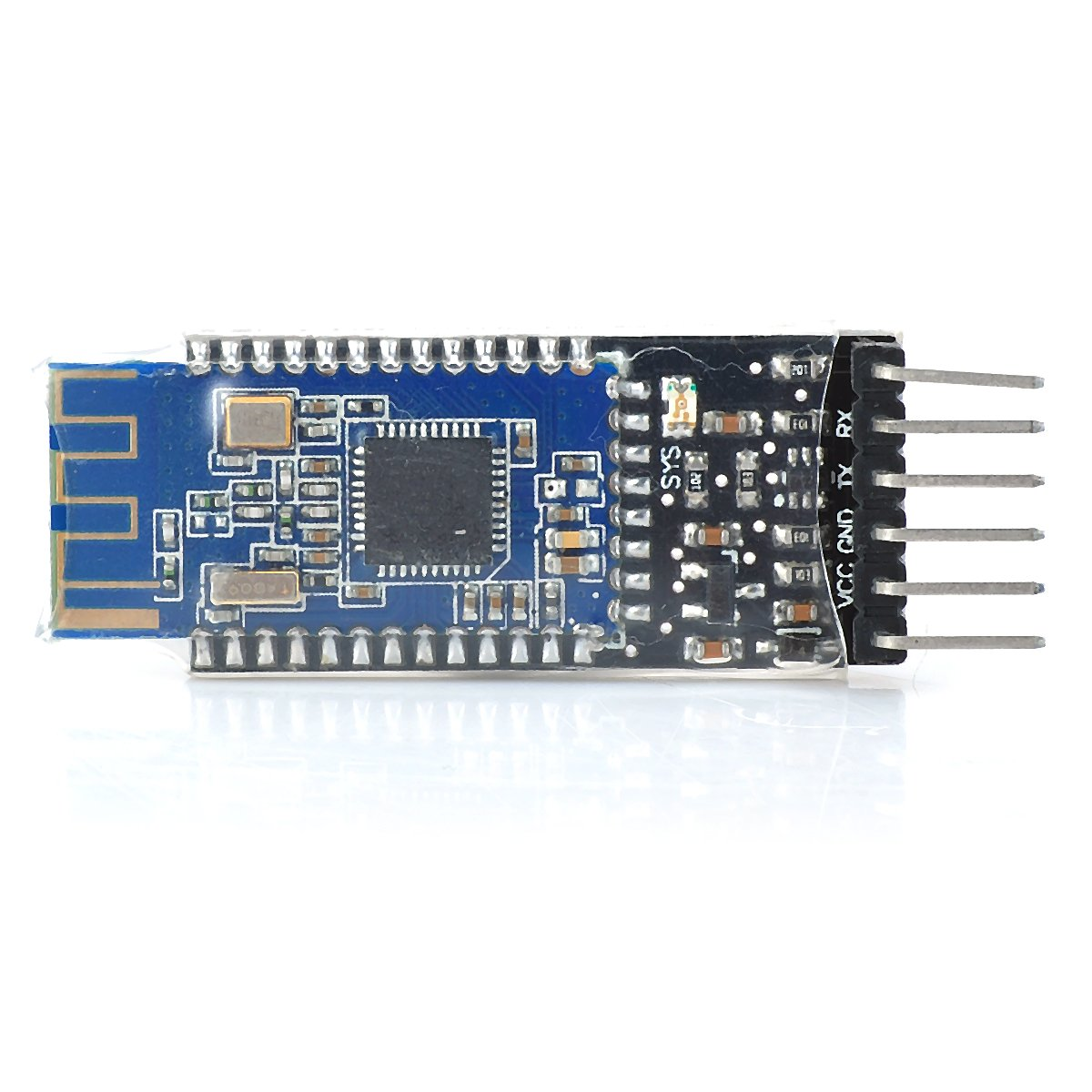 IDS Home 6Pin Bluetooth 4.0 Serial Port Module with Logic Level Translator