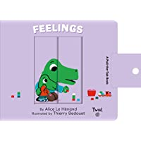 Feelings: A Pull-The-Tab Book: 4