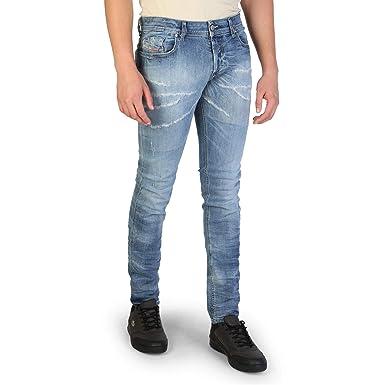 best service 23189 a2915 Diesel Jeans, Pantaloni in Jeans Uomo Blu ...