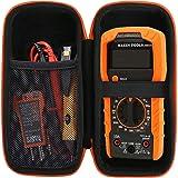 khanka Hard Travel Case Compatible with Klein Tools 69149 Multimeter Test Kit, Klein Multimeter