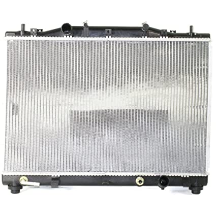 Evan-Fischer EVA27672031965 Radiator for CADILLAC CTS 03-04 3.2L