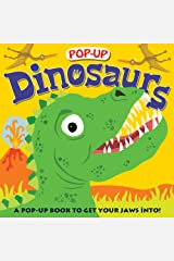 Pop-up Dinosaurs: A Pop-Up Book to Get Your Jaws Into (Priddy Pop-Up) Hardcover