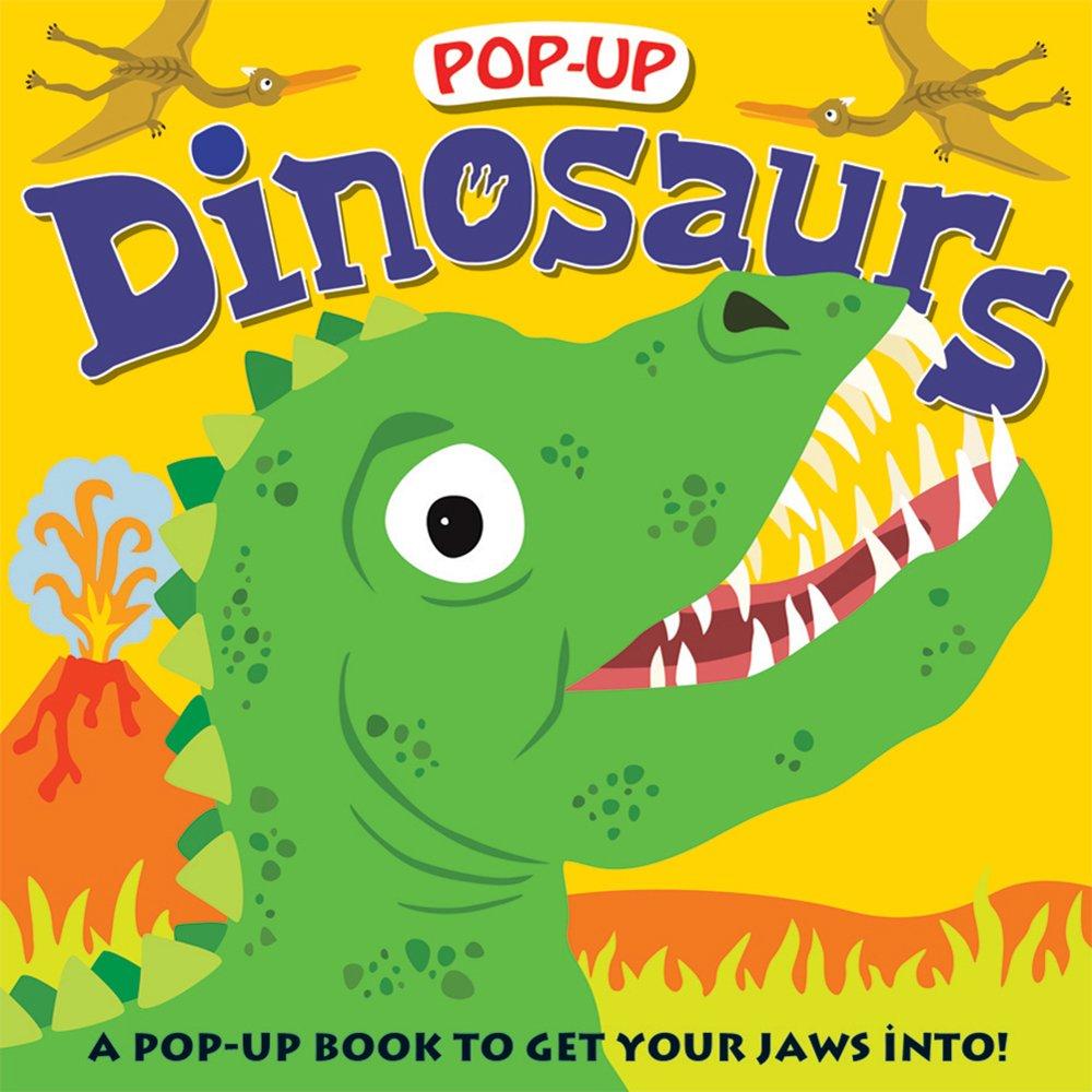 Pop up Dinosaurs Pop Up Priddy Books