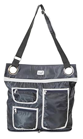 Magic Stroller Bag 11 MULTI Sac à Langer Multi Poche GrisArgent