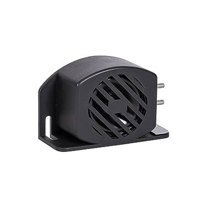 amazon com: lamphus soundalert saba20 back-up alarm - 97 db 12-48v dc sae  j994 class c: automotive