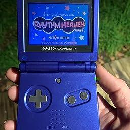 Amazon Com Rhythm Heaven Game Boy Advance Nintendo Homebrew Fan Translation Video Games
