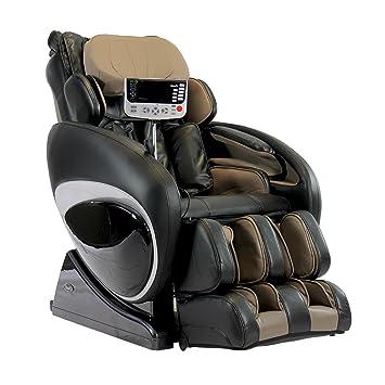Nice Osaki OS4000TA Model OS 4000T Zero Gravity Massage Chair, Black, Computer  Body Scan