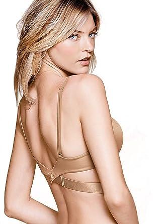 8c48708f3d Image Unavailable. Image not available for. Color  Victoria s Secret Style  Secrets Low-back Straps BLACK