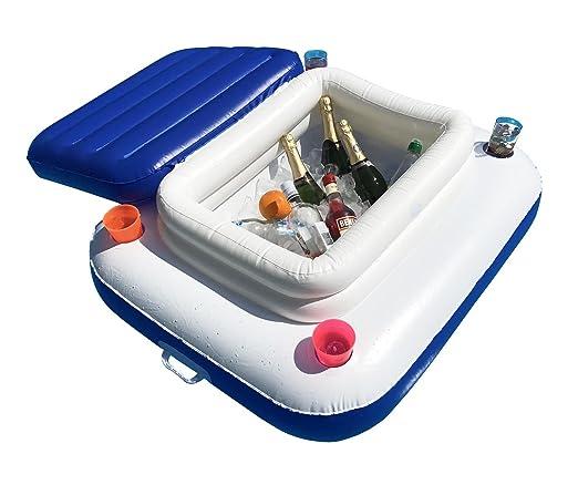 Summer Waves Pool nevera getr änkebox Pool Bar Bebidas ...