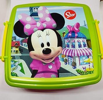 039acd01112db Disney Minnie Mouse Boîte à Pain pour Enfant  Amazon.fr  Cuisine ...