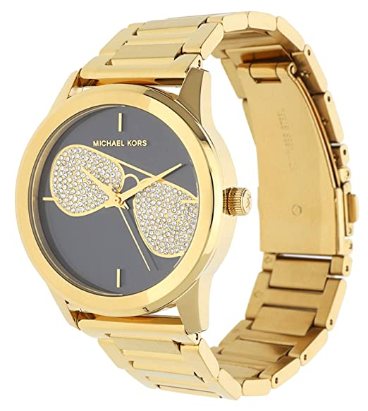 Michael Michael Kors - Michael korshartman - reloj - gold-coloured   Amazon.es  Relojes c282dadda76b
