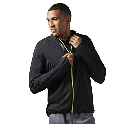 Reebok Men's Jacket Running Essentials Woven Jacket