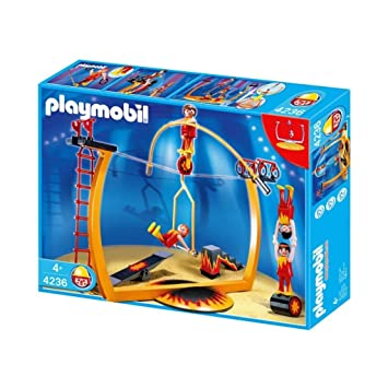 jouet cirque playmobil. Black Bedroom Furniture Sets. Home Design Ideas