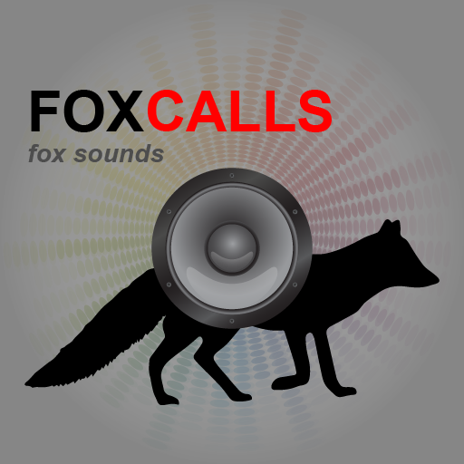 REAL Fox Hunting Calls App for FOX HUNTING & Predator Hunting (Ad Free) - BLUETOOTH COMPATIBLE