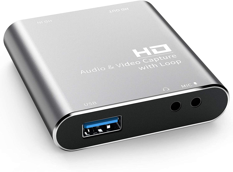 Chilison HDMI キャプチャーボード USB3.0