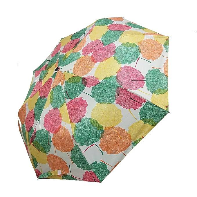 17cbcb06ad5e Surblue Umbrellas UV Protection Strong Windproof Compact UPF50+ Folding  Umbrella